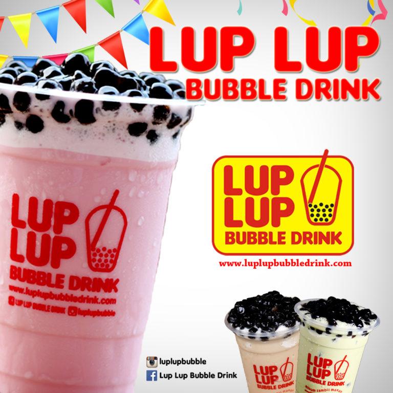 FRANCHISE MINUMAN varian menu minuman lup lup bubble drink (15)