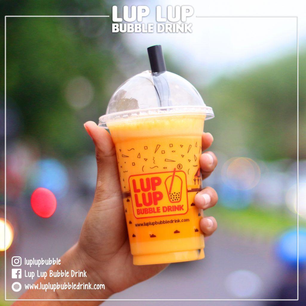 peluang usaha minuman franchise vanilla lup lup bubble drink